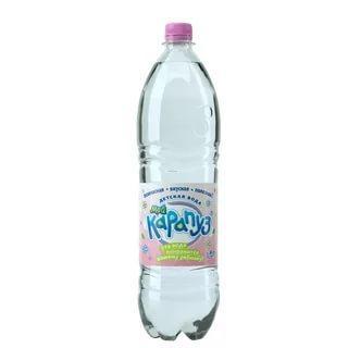 Вода Мой Карапуз негазированная детская