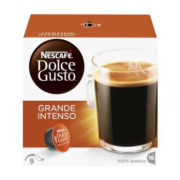 Кофе Nescafe Dolce Gusto Grande Intenso капсульный 160 гр
