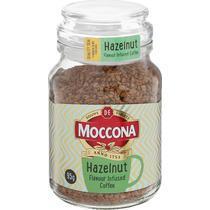 Кофе Moccona Hazelnut с ароматом лесного ореха растворимый сублимированный