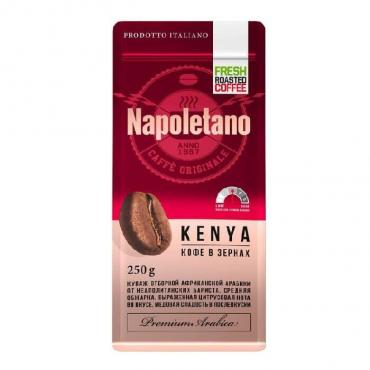 Кофе Napoletano Kenya в зернах 250 гр