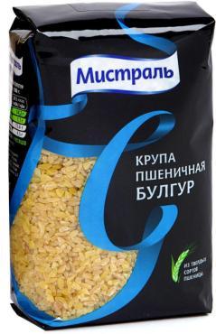 Крупа Мистраль Булгур пшеничная