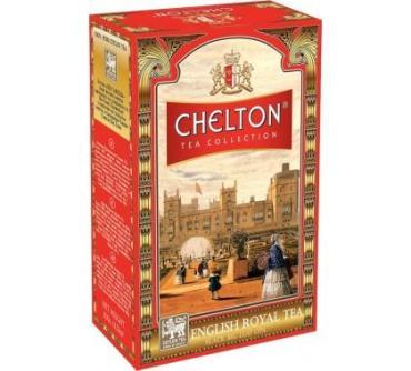 Чай Chelton Английский Королевский черный листовой