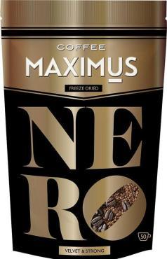 Кофе Maximus Nero