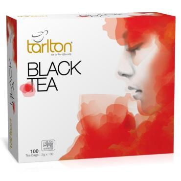Чай Tarlton Черный цейлонский 100 пак.