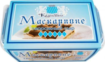 Творожный крем Käseschloss Маскарпоне
