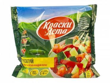 Замороженные овощи Краски лета Рататуй