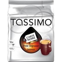 Кофе Tassimo Carte Noire Petit-Dejeuner Intense жареный капсульный 112 гр.