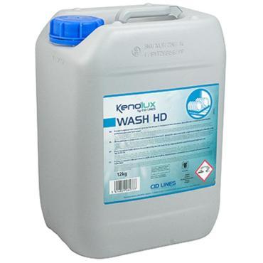 Средство моющее для посудомоечных машин Cid Lines Kenolux Wash HD Для жесткой воды Концентрат