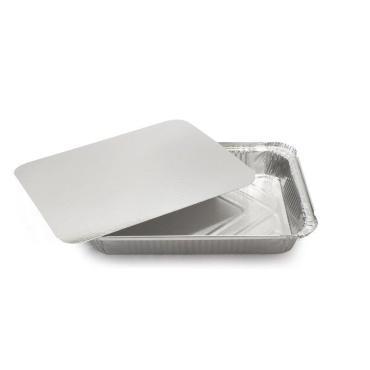 Крышка к форме алюминиевой c L-краем ALL005, 210*148 мм (780 мл)
