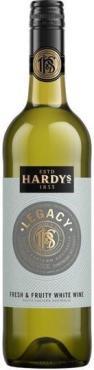 Вино Легаси Уайт / Legacy White,  Шардоне, Коломбар,  Белое Полусухое, Австралия