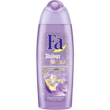 Гель для душа Fa Тайна масел женский Пурпурная орхидея