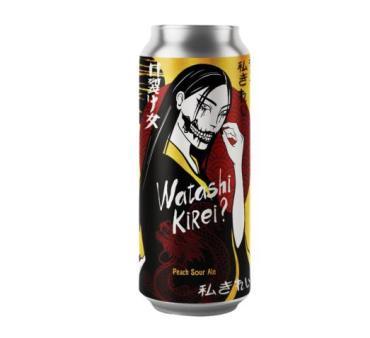 Пиво Lux in Tenebris Watashi Kirei?, 500 мл., банка