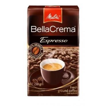 Кофе Melitta BellaCrema Espresso молотый