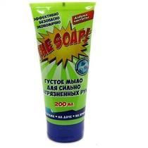 Густое мыло Азбука чистоты для сильно загрязненных рук