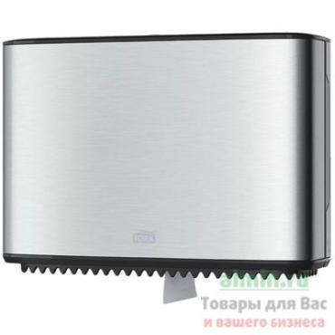 Диспенсер для туалетной бумаги Система T2, металлический, Tork Image Design mini, 1,02 кг., картонная коробка